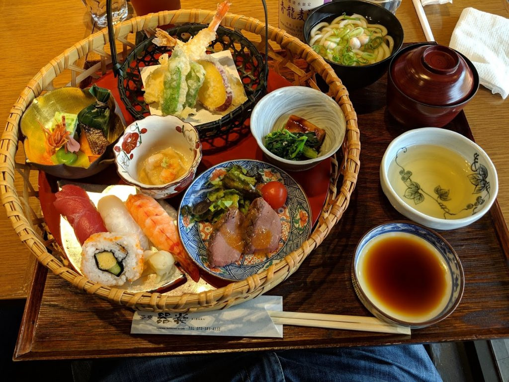 First Time In Japan Food Ashatta